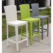 2016 meubles en gros tabourets de bar de meubles de patio (3079)