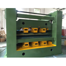 Synchro Leveling cut to length machine