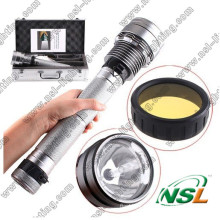 HID Flashlight 24W/35W/50W/65W/75W/85W with Rechargeable Battery (NSL-85W)