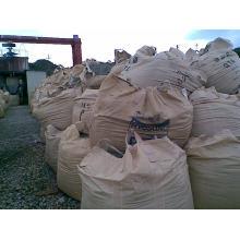 FIBC Bulk Bag para Carvão Tar Pitch Lumps