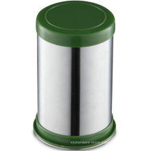 wholesale stainless steel insulated container food tea coffee sugar canisters