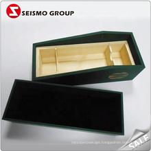 Custom Luxury Packing Gift Wine Gift Boxes wooden Box Red Wine Box Packaging