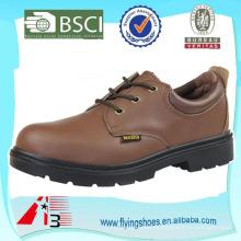 Zapato de seguridad de cuero STATIC DISSIPATIVE