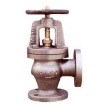 Válvula de ângulo de ferro fundido marinho (RX-MV-RK F7310 16K)