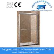 Stand alone shower enclosures custom glass shower doors