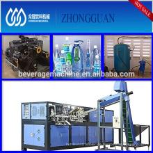 Qualitativ hochwertige automatische PET / Kunststoff Flasche Blow-Maschine