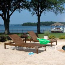 Venda quente Outdoor All Weather espreguiçadeira de praia
