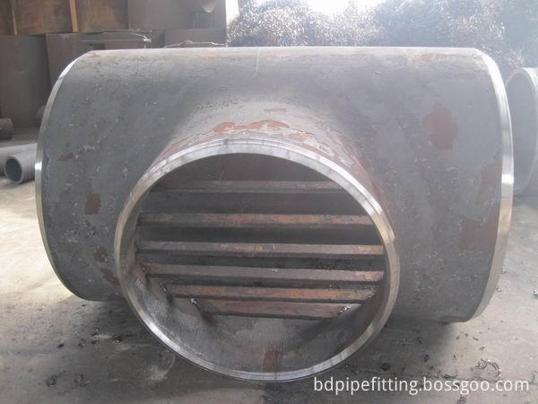 alloy steel barred tee