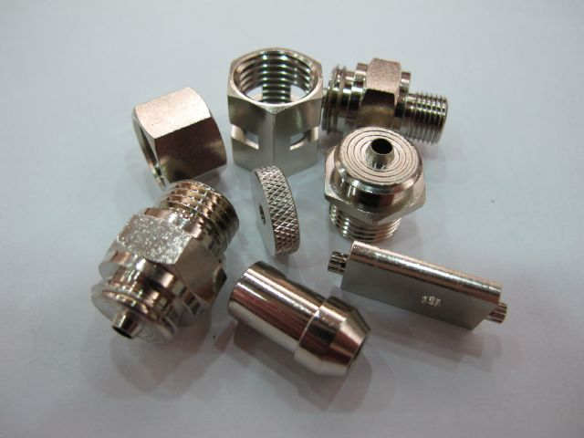 Cnc Machining For Auto Electronic Mechanical Industry