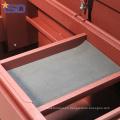 Caja de herramientas en el sitio de trabajo resistente al agua Super resistente de acero Caja de herramientas en el sitio de trabajo resistente al agua Super resistente al aire libre