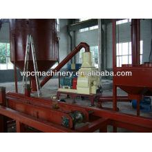 Reisschale Fräsmaschine