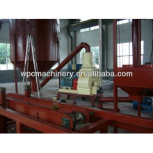 rice husk milling machine
