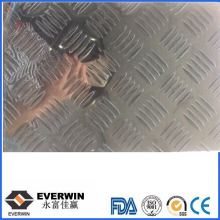 2017 New Aluminum Embossed Sheet