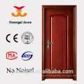 Pastoral Style Painted Interior Sound proof Wood Door