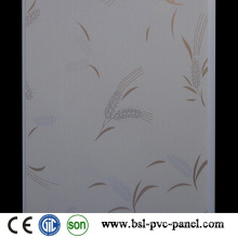 25cm 8mm Hot Stamp Algeria Style Flat PVC Panel PVC Ceiling