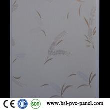 25cm 8mm Hot Stamp Argélia Estilo Piso PVC Painel PVC Teto