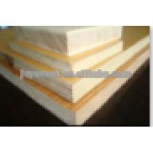 HPL contreplaqué MR / WBP / E0 / E1 / E2 colle 1220x2440mm / 1250x2500mm / 915x2135mm
