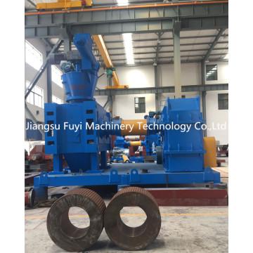 Máquinas de granulador de fertilizante NPK na fábrica de China
