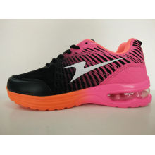 Retro Print Running Shoes for Young Women