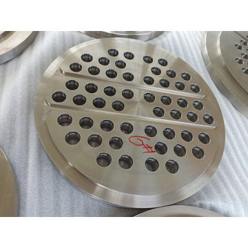 Титановая трубка Gr2 для сосуда под давлением