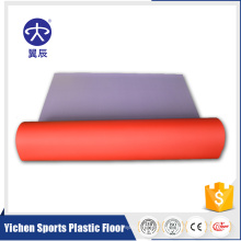 China Exporter Sport Handball Court Flooring Covering