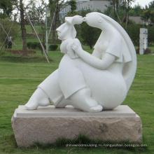 Установка парковой скульптуры на заказ