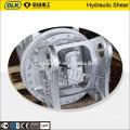 La trituradora hidráulica de la máquina desmantelada coche usado del excavador de Kobelco SK210 para la venta