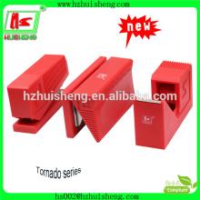 Papel de parede de plástico, conjunto de presentes, papelaria, grampeador, presente, conjunto