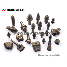 Hartmetall-Kohle-Bergbau-Werkzeuge Bohrer-Bergbau-Felsen-Werkzeuge