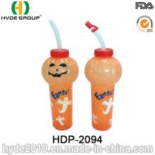 Halloween Camping BPA frei PE Kunststoff Running Sport Wasserflasche (HDP-2094)