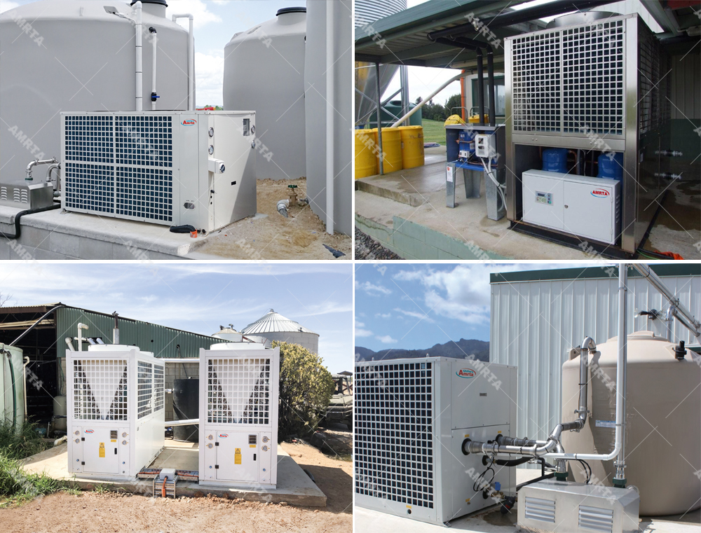 Water Chiller for Food Process Industry