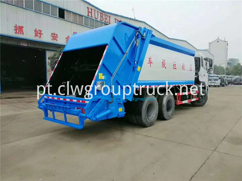 Compression Refuse Collector 2