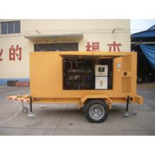 gerador diesel de reboque