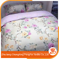 Горячая продажа элегантный стиль современной микрофибры разогнать печатных постельное белье ткань