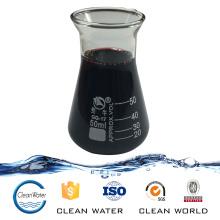 Agent de fixation sans formaldéhyde de QTF-12 Polyamine dans l'industrie textile