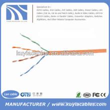 Orange UTP Categoria5 Cable