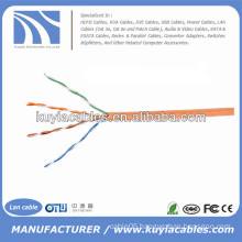 Cable Cat5e UTP 8p8c CCA / Copper