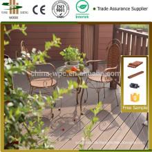 Baustoff outdoor Terrassendielen Wpc Boden