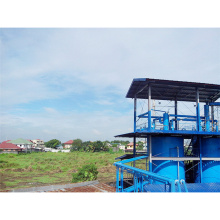Hot selling High Efficiency Crude Oil distillation Equipment