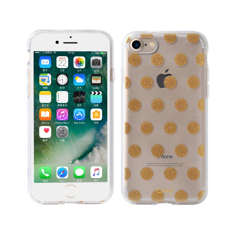 Anti-yellowing iPhone8 Plus Cover