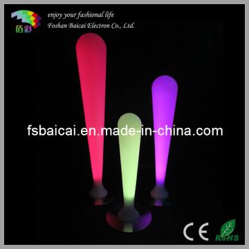 Lampe de plancher intérieure à LED pour événement