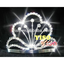 jewelry accessories rhinestone tiara for girls