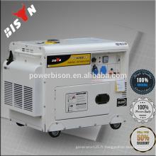 BISON (CHINA) 2kw Générateur diesel sans bruit