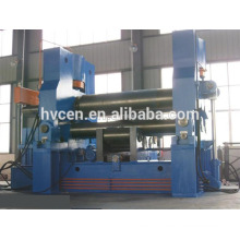 W11s-30 * 4000 máquina de rolamento de chapa / máquina de rolo
