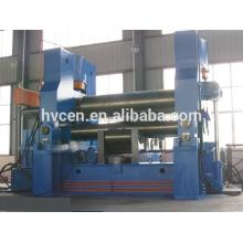 W11s-30 * 4000 плита свертывая конструкция машины / машина ролика