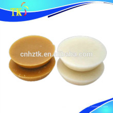 Cera de abejas blanca y amarilla 100% natural usada en cosmética, alimentos, medicina