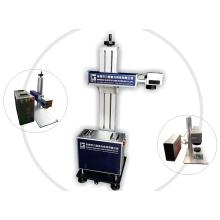 Machines de marquage laser à fibre optique en ligne