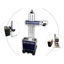 on-Line Fiber Laser Marking Machinery