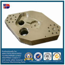 Präzisions-CNC-Maschinen-Aluminium 5052 Metallpräzisionsteile