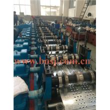 Planche en acier pour la fabrication de rouleaux de construction Machine de production Qatar